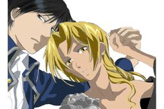 FMA - Colored Doujinshi 4 by ~Kiarrens on deviantART