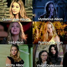 Alison~Pretty Little Liars