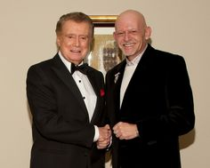 Regis Philbin, January 26, 2011, at the Van Wezel Performing Arts Hall, Sarasota, Florida