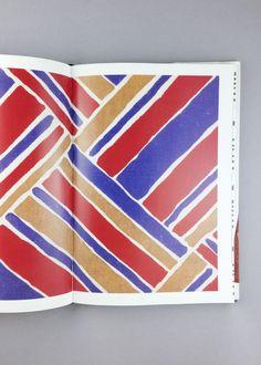 Sonia Delaunay Textile Textile design