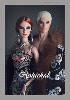 Fashion Royalty Doll Costume by Aphichat Doll Atelier