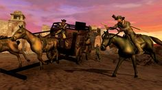Remake von Red Dead Revolver (Bild: Rockstar Games)