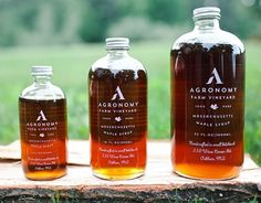 "Check out new work on my @Behance portfolio: ""Agronomy Farm Vineyard Syrup"" http://on.be.net/1BHJE5e"