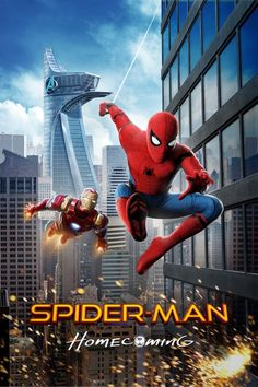 Two new international posters for the upcoming Marvel Studios and Sony Pictures film Spider-Man: Homecoming has been released. Marvel Fanart, Films Marvel, Marvel Heroes, Marvel Dc, All Spiderman, Amazing Spiderman, Spiderman Poster, Iron Man, Marvel Avengers