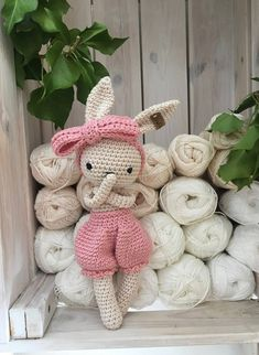 Baby amigurumi Bunny with pants and removable headband,crochet bunny and crochet toy for a newborn or child gift,newborn shower Baby Amigurumi Hase mit Hose und abnehmbarem Stirnband Etsy Knitted Dolls, Crochet Dolls, Mercerized Cotton Yarn, Crochet Rabbit, Crochet Animal Patterns, Amigurumi Toys, Paper Gifts, Stuffed Toys Patterns, Gifts For Kids
