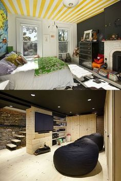 Love the ceiling idea!