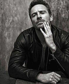 Michael Fassbender by John Russo for Vanity Fair Italia, January 2017