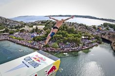 Red Bull Cliff Diving World Series Athens