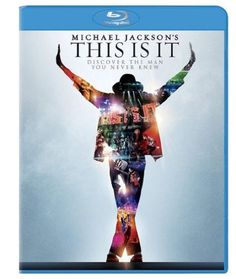 Blu-Ray Michael Jackson THIS IS IT Dance Thriller Performance Sizzling Hot Music