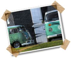 The Vintage Wandering Company's campervans for hire