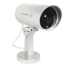 Indoor or Outdoor Motion Activated Dummy Camera - Safety Gizmo