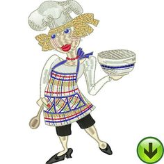 Happy Cook Machine Embroidery Design | Download