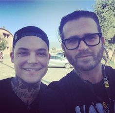 Ahren and Joel- The Amity Affliction