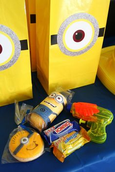 Despicable Me Birthday Party Ideas   Photo 7 of 36