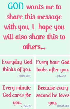 Love message for you from God ♡
