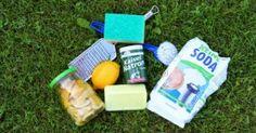 Hausmittel Reiniger Waschmittel zum selbermachen