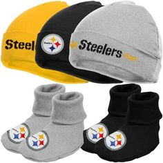 Loooving all the steelers baby stuff....my daddy would love for his grandkids to be wearing these!!