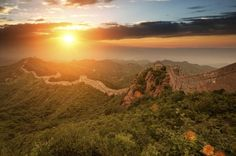 Private 2-Day Tour: Sunset And Sunrise Greatwall Trek From Gubeikou To Jinshanling Gubeikou Great Wall is located in Miyun County, 120 kilometers away from downtown Beijing. It is composed of two parts: The main part of the Gubeikou Wall was first built in the Ming Dynasty 1368 A.D., while the other part was built in the Beiqi Dynasty 550 A.D.. This section is the most intact and well preserved, original section of all the sections in Beijing. You will also hike on Jinshanling...