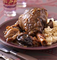 Souris d'agneau fondantes à la marocaine, la recette d'Ôdélices : retrouvez les ingrédients, la préparation, des recettes similaires et des photos qui donnent envie !