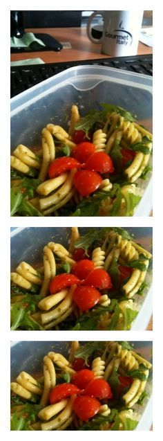 A simple and healthy office #lunch ideas