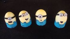 Minion Easter Eggs - Dispicable Me
