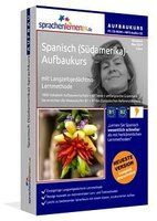 Spanisch (Südamerika) Aufbaukurs CD-ROM & MP3 Audio