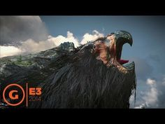 The Witcher 3 - E3 2014 Gameplay Demo at Microsoft Press Conference - YouTube