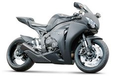 Honda CBR1000RR Fireblade - Carbon Black