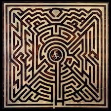 Labyrinth, Irrgarten Kreis | Labirintos | Pinterest | Suche Und ... Tipps Labyrinth Irrgarten Anlegen Kann