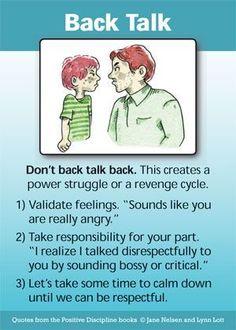 Positive Discipline Parenting Tool Cards | Positive Discipline