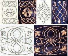 Byzantine embroidery