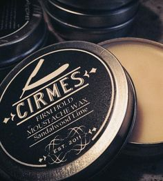 Sandalwood Lime Moustache Wax | Men's Grooming | Cirmes | Scoutmob Shoppe | Product Detail