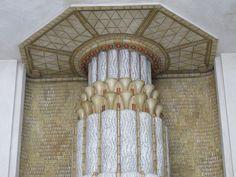 Thermes de Pétriaux (1933), Aix-les-Bains (73) | Mosaïques d… | Flickr - Photo Sharing!