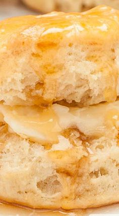 Best Southern Buttermilk Biscuits ~ These are unbelievable right out of the oven... Fluffy, super soft, & melt-in-your-mouth bliss - You will adore these...  Golden, tender, moist, buttery, & absolutely addictive!