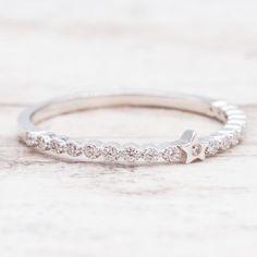 Silver 'Auriga' Ring