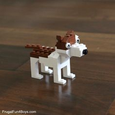 Love this post? Then pass it on! Lego Projects, Projects To Try, Terrier Dogs, Terriers, Lego Dog, Lego Instructions, Lego Brick, Lego Creations, Stem Activities