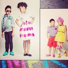 Sense Of Style Salon is always on the move .. Styling Kids for Fashion  Odds Magazine