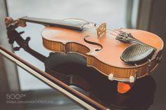 gypsys violin by lutzbauerphoto