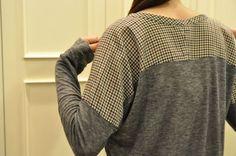 Acoustics sweater.
