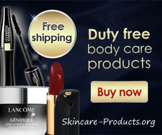 Always Pamper Yourself - Brand Name #Duty-Free #BodyCare - http://www.Skincare-Products.org - Discount Prices - #Lancome, #LOreal, #Clinique, etc
