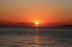 Sunset over Mykonos by martin.roper.9