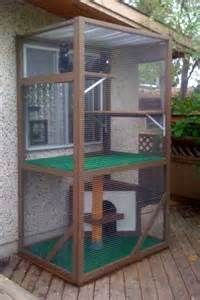 Links to an abundant variety of kitty cat enclosure ideas . Links to an abundant variety of kitty cat enclosure ideas . Links to an abundant variety of kitty cat enclosure ideas . Links to an abundant variety of kitty cat enclosure ideas . Diy Cat Enclosure, Outdoor Cat Enclosure, Pet Enclosures, Cat Cages, Cat Run, Outdoor Cats, Cat House Outdoor, Outdoor Spaces, Outdoor Play