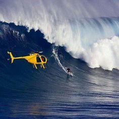 Laird Hamilton. En Maui Hawaii.