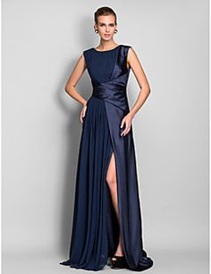 TS+Couture®+Formal+Evening+/+Military+Ball+Dress+-+Dark+Navy...+–+USD+$+119.99