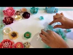 Make Your Own Paper Flowers With The Bloom Impressions Tool..................oh I need one of these!