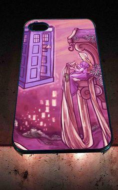 Belle Tardis  for iPhone 4/4s, iPhone 5/5S/5C/6, Samsung S3/S4/S5 Unique Case *76* - PHONECASELOVE