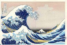 L'Onda di Hokusai