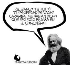¿Propiedad privada? #PodemosEsMarxismo
