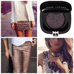 +mood: Um ano brilhante #glitter #sparkle #brilhante #look #outfit #newyear #styling #girl #party