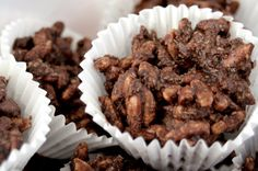 This is what you need Imperial Metric Copha-Free Chocolate Crackles Preparation time: 5 minutes Cooking time: 1 hour Sugar-free, copha-free chocolate crackles. Ingredients 4 cups33.8 us fl oz puffed rice 1...Read More